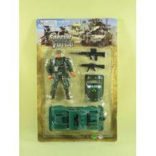 96 Units of SOLDIER SET - Action Figures & Robots