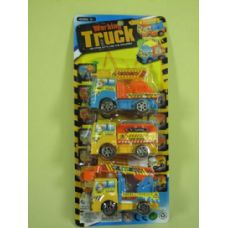 144 Units of WORKING TRUCK PLAY SET - Cars, Planes, Trains & Bikes