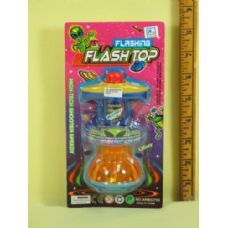 144 Units of FLASH TOP TOY SET - Light Up Toys