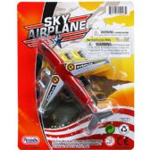 192 Units of Mini Airplane Action Set - Cars, Planes, Trains & Bikes