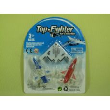 192 Units of TOP FIGHTER AIRPLANE - Cars, Planes, Trains & Bikes