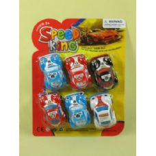 96 Units of SPEED KING SET - Cars, Planes, Trains & Bikes