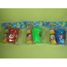 144 Units of TOY SET BUBBLES - Bubbles