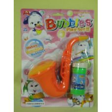 96 Units of FIGURE BUBBLE TOY SET - Bubbles