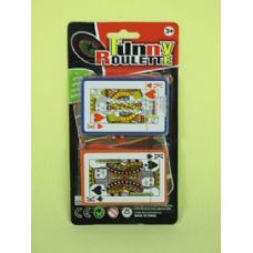192 Units of FUNNY ROULETTE GAME - Card Games