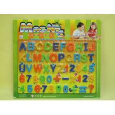 144 Units of MAGNETS ABC TOYS
