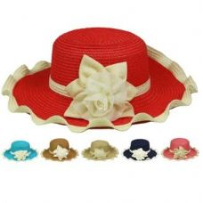 24 Units of WOMEN'S SUMMER HAT