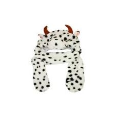 12 Units of WINTER COW ANIMAL HAT