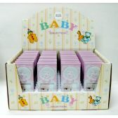 "40 Units of 2"" x 3"" Mini Baby Frame Pink - Picture Frames"