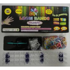 60 Units of Loom Band Kit - Bracelets