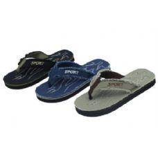 48 Units of BOYS EVERY DAY SANDALS ASST - Boys Flip Flops & Sandals