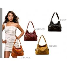 12 Units of Ladiesb PU Fashion Handbags - Handbags