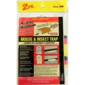 36 Units of 2 Pack Mouse and Insect Trap Baited - Pest Control