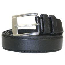 36 Units of Mens General Leather Belt In Black - Mens Belts
