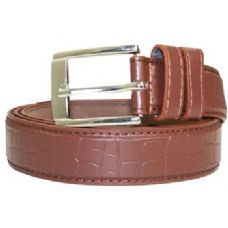 36 Units of Mens General Leather In Brown - Mens Belts