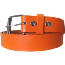 72 Units of Mixed Size Orange Plain Belt