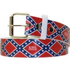 72 Units of Rebel Pride Printed Belt