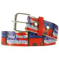 72 Units of Republican Printed Belt