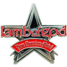 72 Units of Lamb Of God Belt Buckle - Belt Buckles