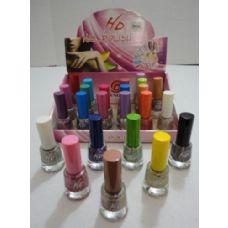 72 Units of HD Glitter Nail Polish