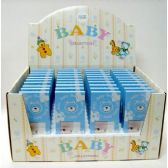 12 Units of Wholesale  Baby Blue Mini Frame 2 x 3 - Picture Frames