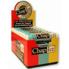 768 Units of Chap Ice Medicated Lip Balm 32Ct - Beauty Aid Items