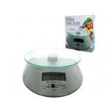 6 Units of Battery Operated Digital Food Scale - Closeouts