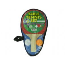 36 Units of table tennis set