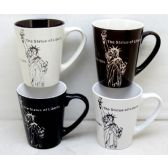 48 Units of Wholesale 11 Ounce Statue of Liberty New York Mug - Best Selling items