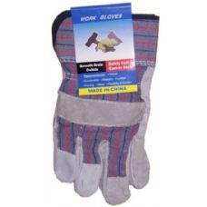 60 Units of Closeout Suede Working Gloves - Working Gloves