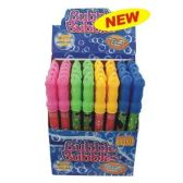 72 Units of Bubble Stick 14.6in Wrap - Bubbles