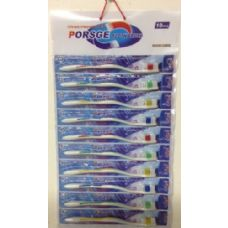 144 Units of FLEXIBLE HANDLE TOOTHBRUSHES