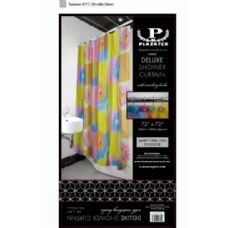 12 Units of bright sunflower deluxe shower curtain - Shower Curtain