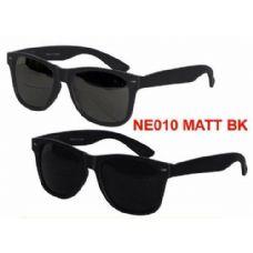 48 Units of Designer Inspired Black Color Sunglasses