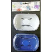 48 Units of Wholesale 2 Pack Plastic Soap Dish - Best Selling items