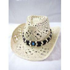 24 Units of Fashion Design Cowboy Hat - Cowboy, Boonie Hat