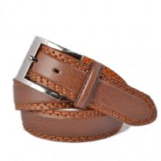 60 Units of Mens Plus Size Belts In Brown