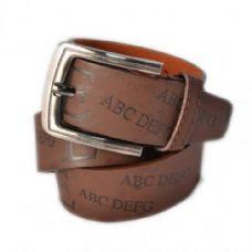 60 Units of Mens Brown Fashion Belt - Mens Belts
