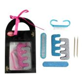 144 Units of Manicure Gift Set Bling Bling - Manicure and Pedicure Items