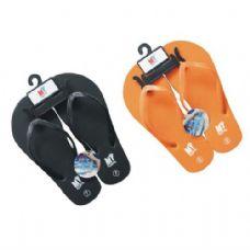 Wholesale Bulk Ladies Solid Color Flip Flops