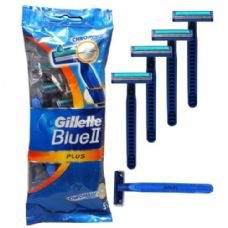 48 Units of Gillette Blue 2 Plus 5PK - Shaving Razors