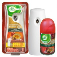 24 Units of Airwick Freshmatic Ultra Set Baked Apple