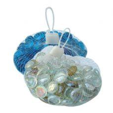 96 Units of Flat beads - Craft Beads