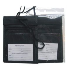 96 Units of ID Holder Black Only - ID Holders
