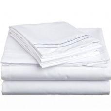 12 Units of king size 2 line sheet sets assorted colors - Bed Sheet Sets