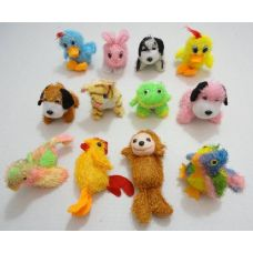 48 Units of Animal Keychain with Sound Effects - Key Chains