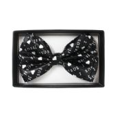 48 Units of I Heart Jesus Bow Tie - Wholesale Apparel Accessories