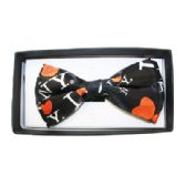 48 Units of Black Bow Tie W/ I Heart NY - Neckties
