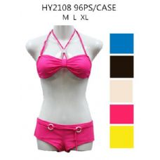 48 Units of Ladies 2Pc Beach Wear - Womens Swimwear