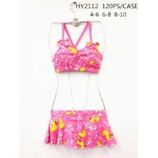 120 Units of Girls 2Pc Swim Set - Girls Swimwear